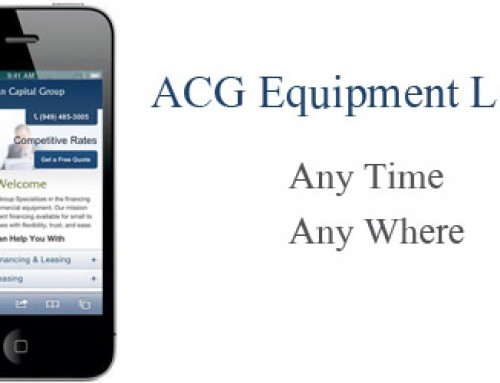 ACG Anywhere, Anytime