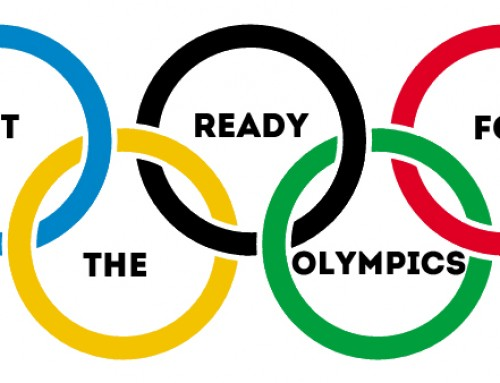 Get Ready for the Olympics