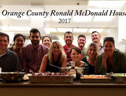 Orange County Ronald McDonald House – 2017