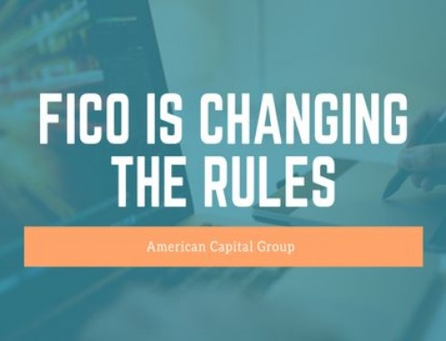 FICO is Changing the Rules