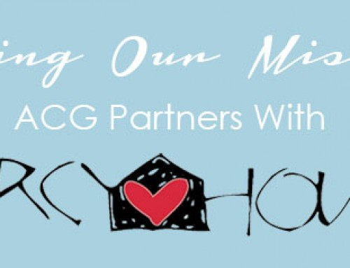 ACG Partners With Mercy House