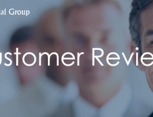 American Capital Group Customer Reviews