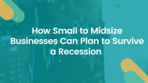 Businesses plan to survive a recession